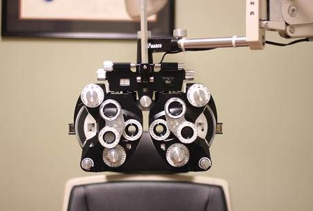 Eye Doctor Office Tour